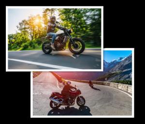 Comment maîtriser sa moto en conduite rapide