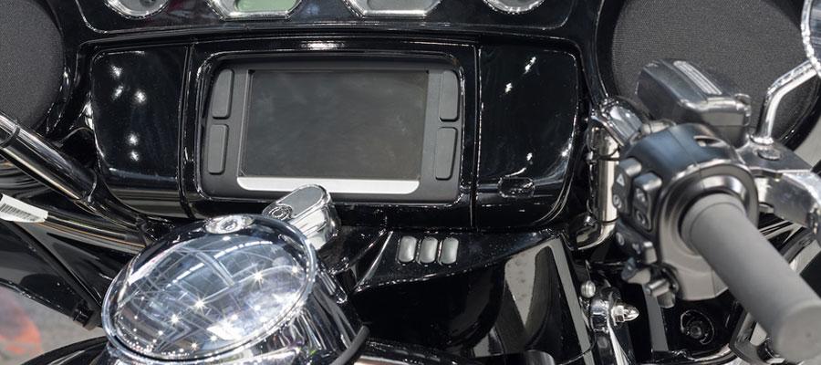 Choisir un traceur GPS moto